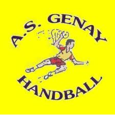 GENAY AS HANDBALL