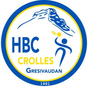 Logo HANDBALL CLUB CROLLES